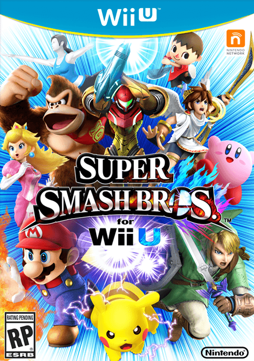 Super Smash Bros U